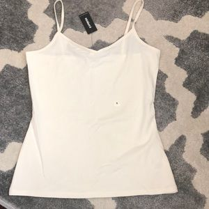 Express Cream Camisole